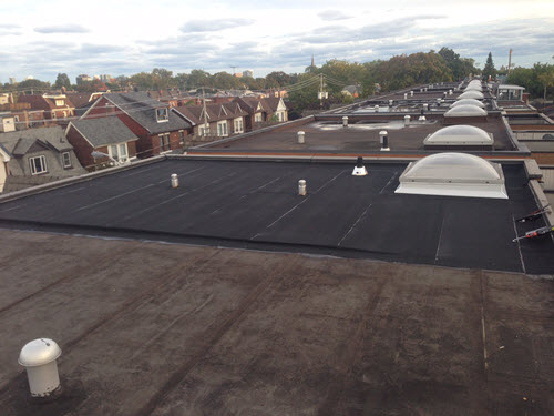 quality flat roofing toronto