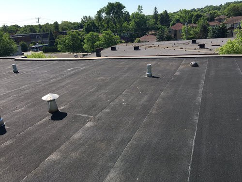 Searching for Flat Roof Contractors in Toronto Can Feel like a Needle in a Haystack but Keep These in Mind and You're Sure to Find Someone Incredible. Flat Roof Markham 2 7000 sq.ft 2 weeks