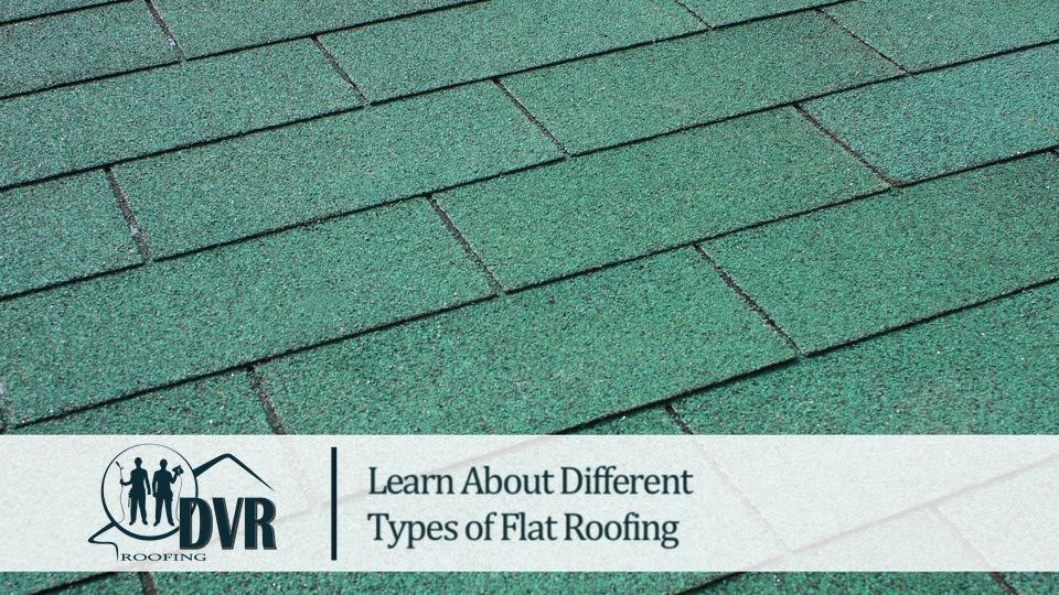 Learn About Different Types of Flat Roofing typesofflatroofing